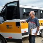 SÃO PEDRO DA ALDEIA – PREFEITURA DE SÃO PEDRO DA ALDEIA REALIZA VISTORIA DO TRANSPORTE ESCOLAR