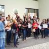 CABO FRIO – Profissionais da Educação fazem paralisação e protesto em Cabo Frio