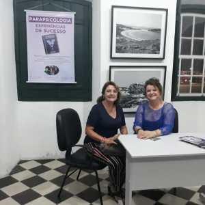 """LITERATURA – Solar dos Massa é palco do lançamento do livro """"Parapsicologia – Experiências de Sucesso"""""""