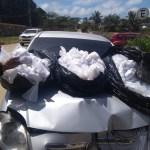 AÇÕES POLICIAIS – Polícia apreende cerca de 8 mil cápsulas de cocaína em São Pedro da Aldeia