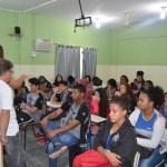 SÃO PEDRO DA ALDEIA – E. Mz. Capitão Costa recebe ações do Programa Saúde na Escola