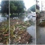 MACAÉ – Sobe número de desalojados da chuva em Macaé e aulas permanecem suspensas