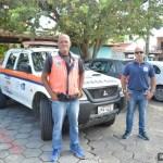 SÃO PEDRO DA ALDEIA – Viatura da Defesa Civil aldeense recebe reforma geral