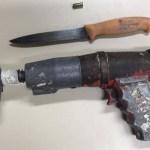 AÇÕES POLICIAIS – 'Ex' tenta matar mulher com pistola de gesso no Braga, em Cabo Frio
