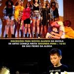 SÃO PEDRO DA ALDEIA – INSCRIÇÕES PARA NOVOS ALUNOS DA ESCOLA DE ARTES COMEÇA NESTA SEGUNDA-FEIRA (18)
