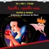 SÃO PEDRO DA ALDEIA – TEATRO MUNICIPAL RECEBE ESPETÁCULO DE MÚSICA E DANÇA NESTE DOMINGO (24)