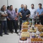 CABO FRIO  – Prefeito Dr. Adriano Moreno visita nova sede da Comsercaf