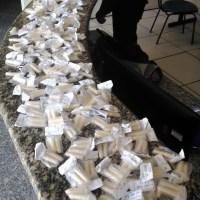 AÇÕES POLICIAIS – Adolescente é flagrado com cocaína em São Pedro da Aldeia