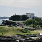 CABO FRIO – Forte São Mateus, em Cabo Frio tem acesso interditado