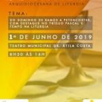 SÃO PEDRO DA ALDEIA – Teatro Municipal recebe Jornada Arquidiocesana de Liturgia neste sábado (01)