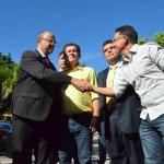 REGIÃO DOS LAGOS – PREFEITO CLÁUDIO CHUMBINHO PARTICIPA DE ENCONTRO COM GOVERNADOR WILSON WITZEL