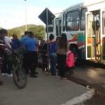 ACIDENTE – Adolescente é atropelada por moto depois de descer de ônibus em Cabo Frio