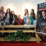 """LITERATURA – LANÇAMENTO DE """"O LIVRO DOS SONHOS – O CAÇADOR DE ESPÍRITOS"""" REÚNE ARTISTAS NA CASA DA CULTURA"""