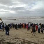 REGIÃO DOS LAGOS – Ressaca no litoral do interior do Rio