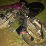 ACIDENTE – Homem morre e dois ficam feridos em colisão entre carro e moto na RJ-106