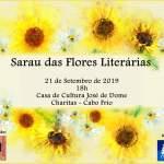 LITERATURA – Flores Literárias recebe a primavera com Sarau no Charitas