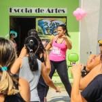 SÃO PEDRO DA ALDEIA – Aulão de zumba e alongamento marca Outubro Rosa na Escola de Artes
