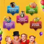 CABO FRIO – Park Lagos traz ofertas especiais de presentes para o Dia das Crianças