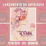 """LITERATURA – Lançamento da antologia """"Moça Bonita Celebrando a Vida em Meio ao Câncer"""" acontece nessa sexta (11), em Cabo Frio"""