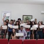 SÃO PEDRO DA ALDEIA – Jovens aldeenses recebem certificação da Fundação Ulysses Guimarães