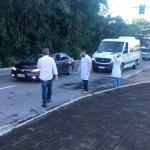 Macaé inicia barreira sanitária contra o coronavírus nos principais acessos à cidade