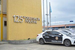 125ª DP, delegacia de São Pedro da Aldeia Foto Renato Fulgoni