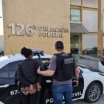 Mulher foragida da Justiça é presa em Rio das Ostras