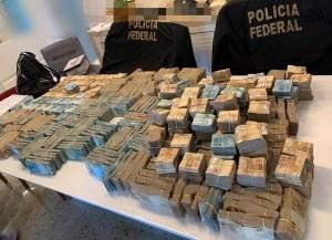 PF do Rio apreende R$ 3,5 milhões na casa de investigado em fraude nos Correios