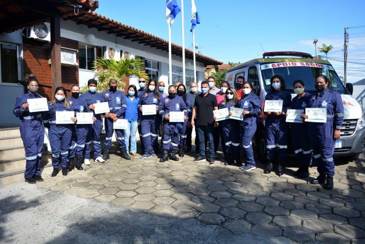 Saúde aldeense ganha serviço de apoio com equipe e ambulância 24 horas