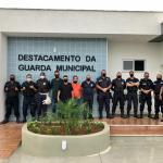 Sede do Destacamento da Guarda Municipal é entregue em São Pedro da Aldeia