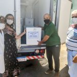 Vacinas contra a Covid-19 chegam a São Pedro da Aldeia