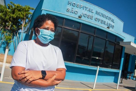 Enfermeira de centro cirúrgico será a primeira vacinada contra o coronavírus em Cabo Frio