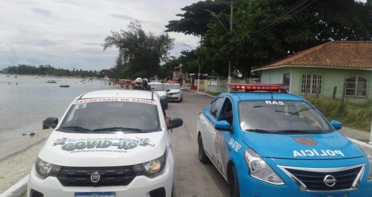 Operação Carnaval encerra eventos proibidos por Decreto de medidas restritivas contra Covid-19