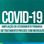 Testes e kits de tratamento precoce são disponibilizados nos postos de saúde em São Pedro da Aldeia