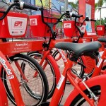 Maricá passa a oferecer transporte público gratuito de ônibus e bicicletas compartilhadas para moradores