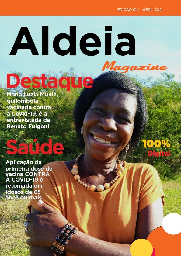Aldeia Magazine, edição 14, 1ª quinzena de abril 2021