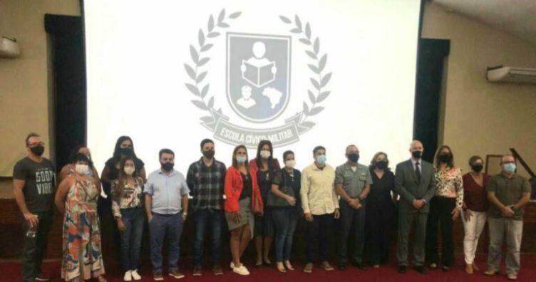 São Pedro da Aldeia participa de apresentação das diretrizes do Programa de Escola Cívico-Militar