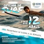 Prefeitura de Búzios abre inscrições para aulas de Surf e Atletismo