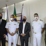 Fábio do Pastel toma posse como presidente da Junta Militar de São Pedro da Aldeia