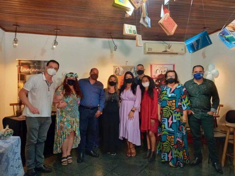 1ª Feira Literária é aberta em São Pedro da Aldeia