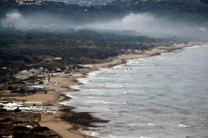 playas derrame francia