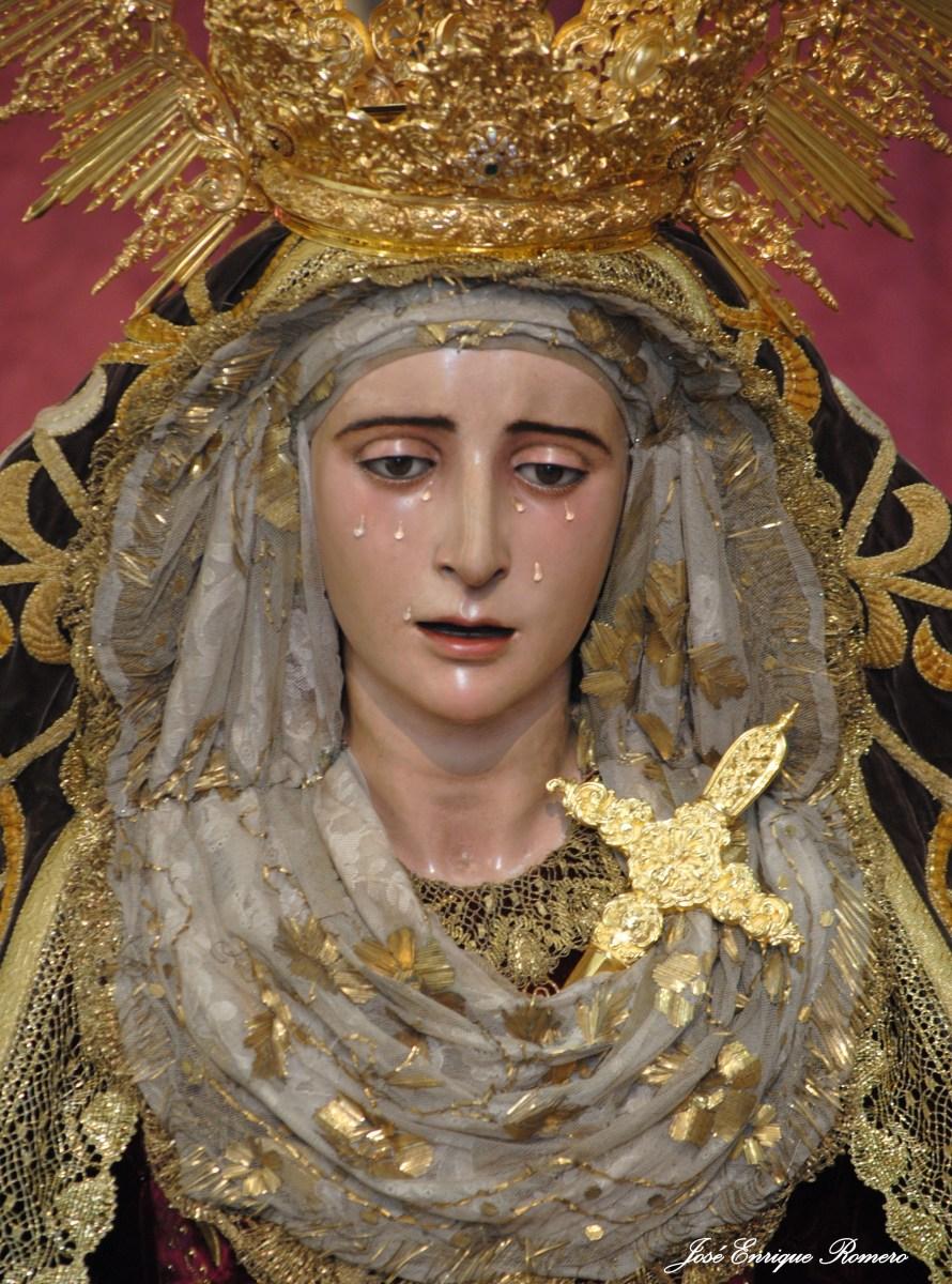 Solemnes Cultos Anuales A Nuestra Señora De Los Dolores