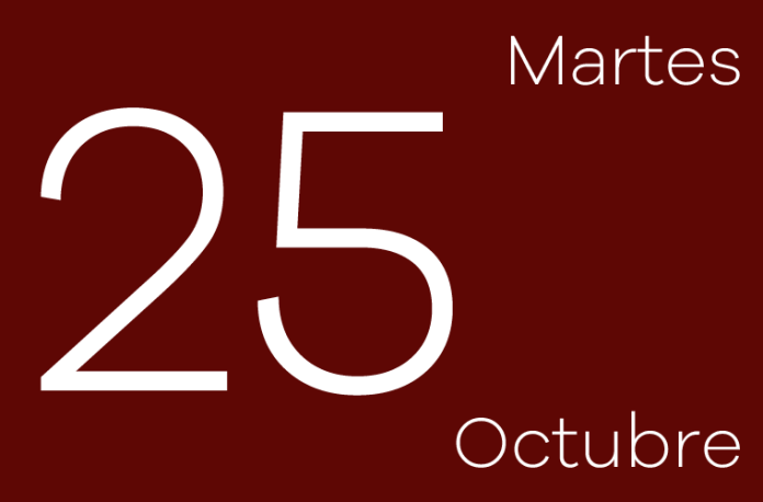 hoy25deoctubre