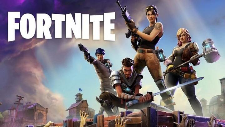 fortnite - Gameplay do Fortnite para Android aparece online