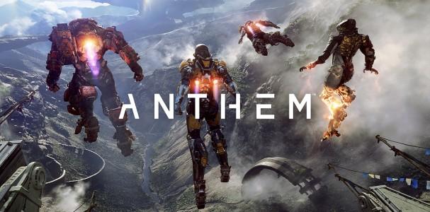 Anthem e DiRT Rally 2.0 entre as novidades da PlayStation Store desta semana