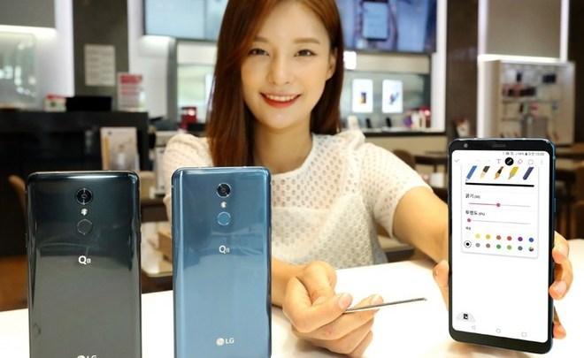 LG Q8 2018 - Q8 2018 é o novo smartphone da LG