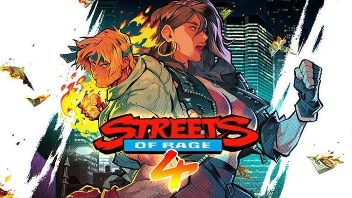 Street of Rage 4 - Sega vai lançar o Street of Rage 4