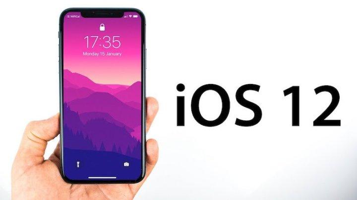 iOS 12 - Apple lança a beta 6 do iOS 12, tvOS 12, watchOS 5 e macOS Mojave