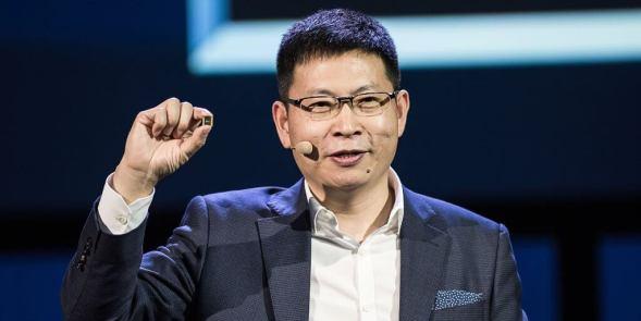 Huawei CEO RIchard Yu - Huawei afirma que tem alternativa ao sistema operativo Android