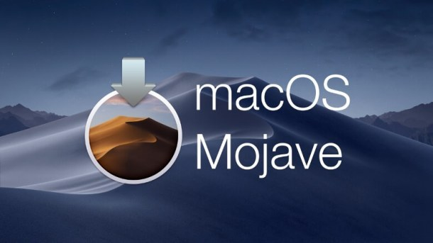 Download apple mojave ca